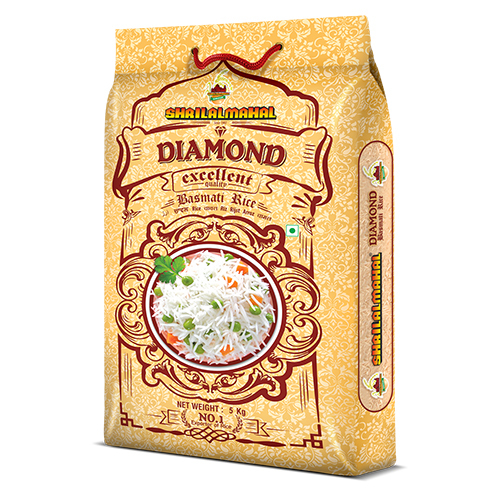 5kg Diamond Basmati Rice