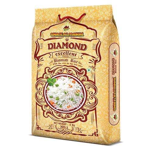 5kg Diamond Basmati Rice