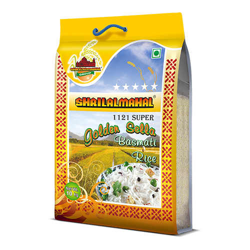 5kg Golden Sella Basmati Rice