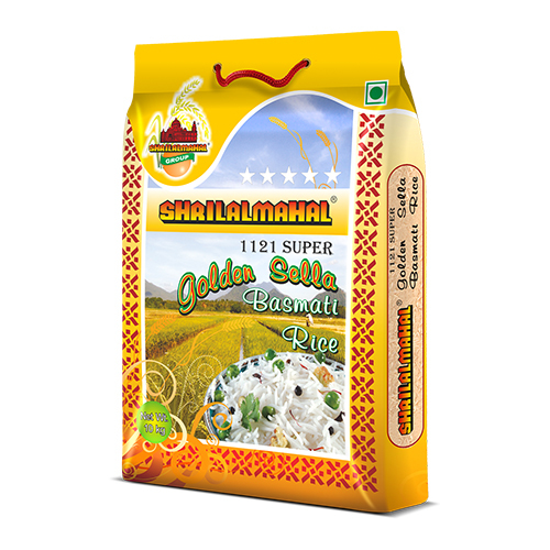 10kg Golden Sella Basmati Rice