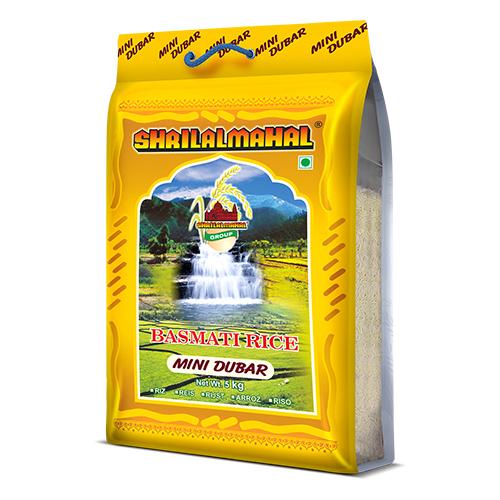 5kg Mini Dubar Basmati Rice