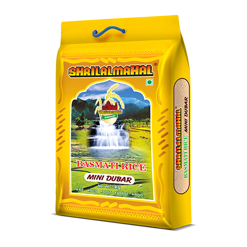 10kg Mini dubar Basmati Rice
