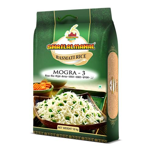 10kg Mogra-3 Basmati Rice