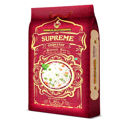 5kg Supreme Basmati Rice