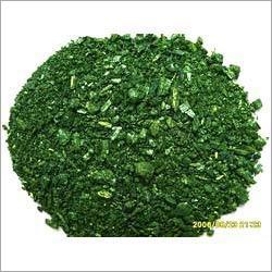 Malachite Green Powders