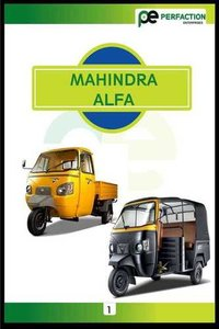 mahindra alfa auto riksha body part