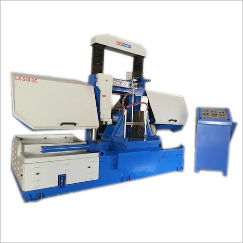 Double Column Horizontal Metal Cutting Bandsaw Machine