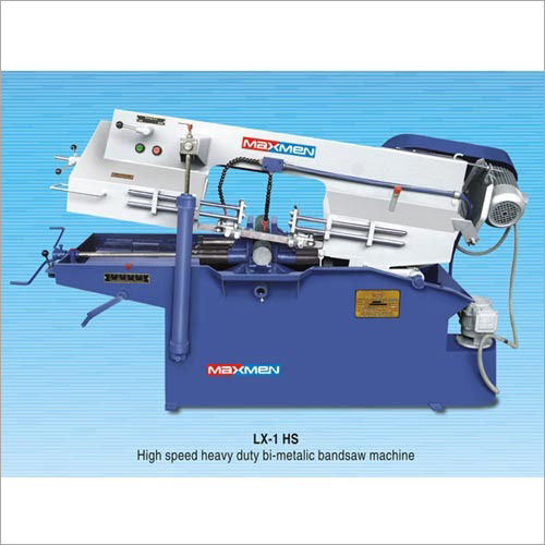 Swing Type Heavy Duty High Speed Bandsaw Machine