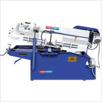 Pivot Type High Speed Horizontal Metal Cutting Bandsaw