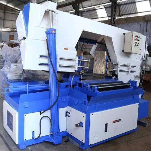 Hydraulic Semi Automatic Bandsaw Machine
