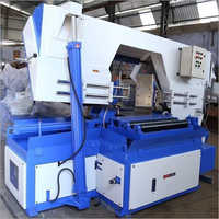 Semi Automatic Pivot Type Band Saw Machine