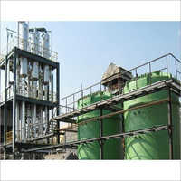 Zero Liquid Discharge Treatment Plant