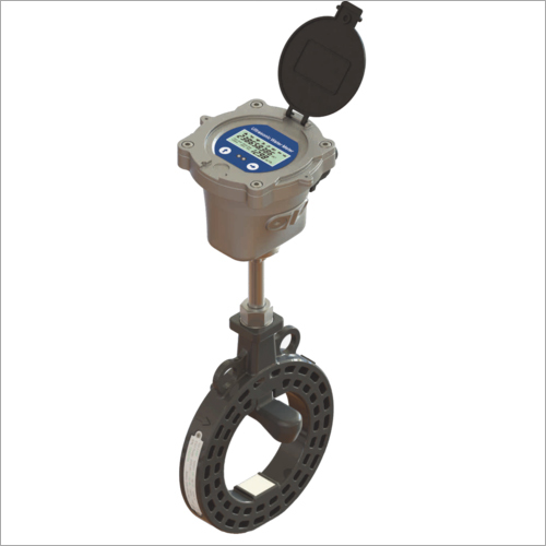 Ultrasonic Sandwich Type Battery Operated Water Meter