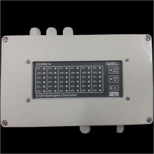 Hydrogen Monitor