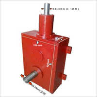 color mixer Gear Box