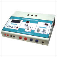 Physiotherapy IFT  (70 Prog) + Vacuum + US