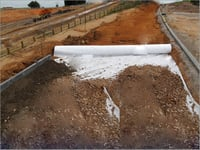 Geotextile For Road Construction