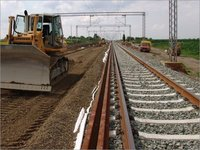Geotextile for Railway Construction