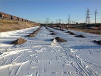 Geotextile for Highway Construction