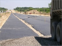 Non Woven Geotextile for Highway