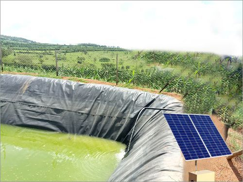 Pond agriculture