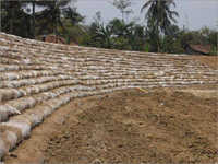 Erosion Control Geobags