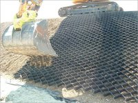 Geocell For Erosion Control