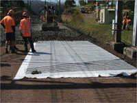 Road Base Geocomposite