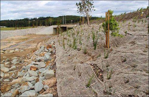 Soil Erosion Control Jute Geotextile
