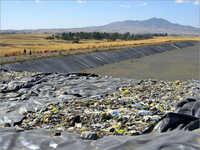 Waste Management Site Liner