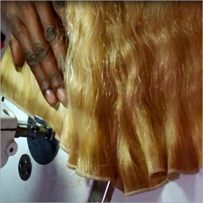 Blonde Weaving Indian Human Hair Extension