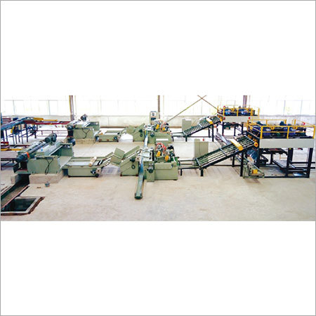 4 Feet Fully Automatic Peeling Production Line