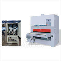 Double Head Sanding+Polishing Machine