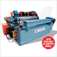 Super Heavy Duty 4FT Wood Debarker Machine
