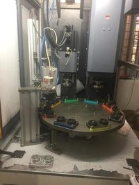 Spin Welding Machine Automation