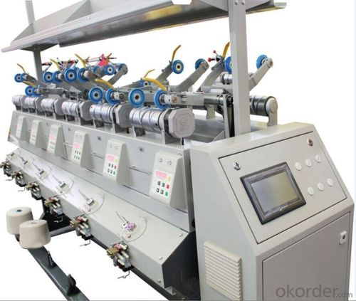 Automation in Bobbin winder machine