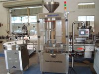 Automatic Tablet/ Capsule Filling Machine