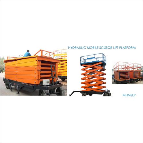 Hydraulic Mobile Scissor Lift Platform