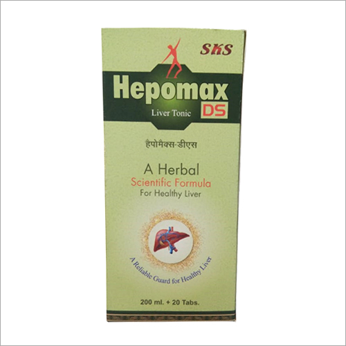 LIVER SYRUP WITH TABLET