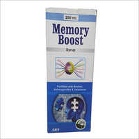 Memory Boost Syrup