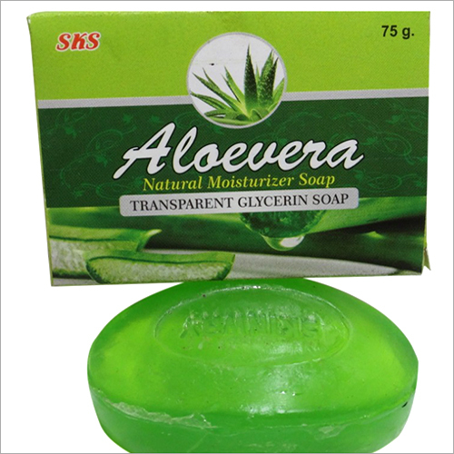 Alloevera Transparent glycerin Soap