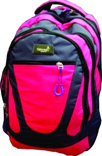 Multi Color School Bag