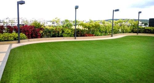 Podium & Terrace Landscape Gardener