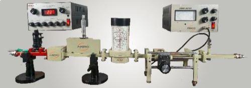 Microwave Test Bench-  Reflx Klystron
