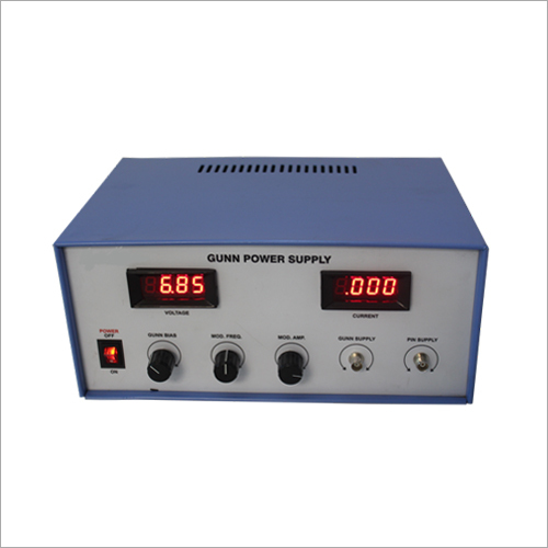 Gunn Oscillator Power Supply