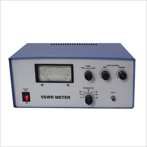 Voltage Standing Wave Ratio  (VSWR) Meters (PTPL-0830)