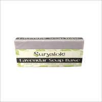 Lavender Soap Base