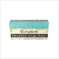Menthol Soap Base