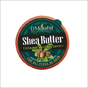 Shea Butter Theraphy Massage Candle