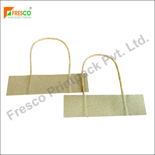 Paper Bag Twisted Handle